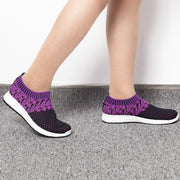 Women's flyknit Casual Women Comfortable Sock Shoes