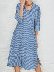 Women's Crew Neck  Dresses Casual Dresses