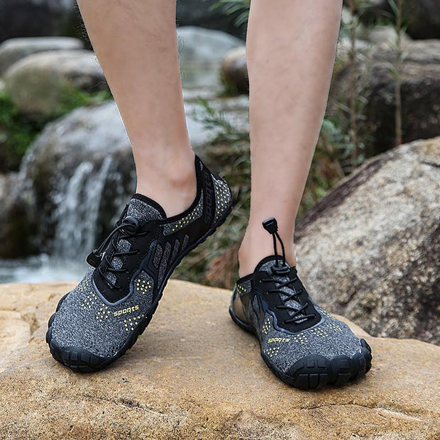 Women's outdoor sports socks low department elastic band hiking shoes