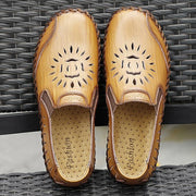 Men's Daily Genuine Leather Casual Shoes