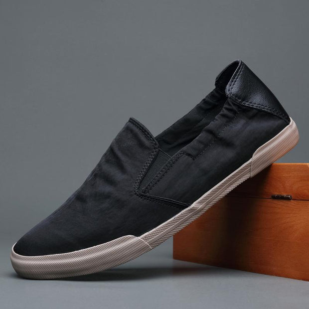 Men's Casual Canvas Vulcanize Popular Simple Shoes