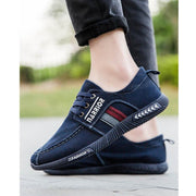 Men's Cowboy  Sports Style Casual Breathable Low-Top Shoes