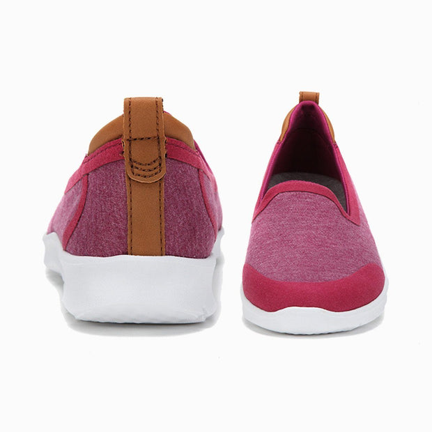 Women's Fashion outdoor Running Slip-On Flat Loafers casual Flat shoes