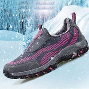 Women Autumn and Winter Cotton Walking Shoes