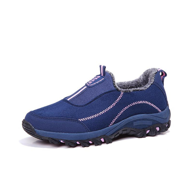 Warm Convenient And Comfortable Lazy Shoes In Winter - pearlzone