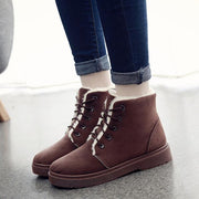 Women's Plus Velvet Snow Boots