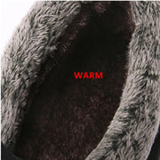 Women's Winter  Snow Warm Push Ankle  High Wedge Boots