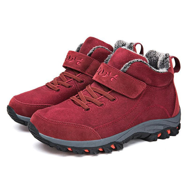Women's Non-slip Warm Snow Hiking Boots