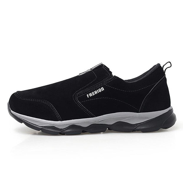 Women's Thick Warm Middle-aged Sports Shoes