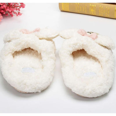 Anne Cute Sheep Shape Slippers