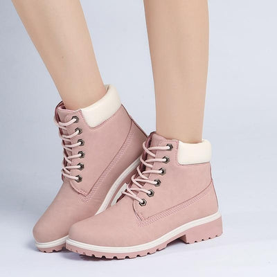 Urban Chic Plush Boots