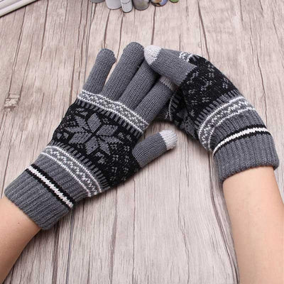 Maya Warm Winter Female Gloves
