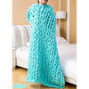 Carla Luxury Knitted Blanket