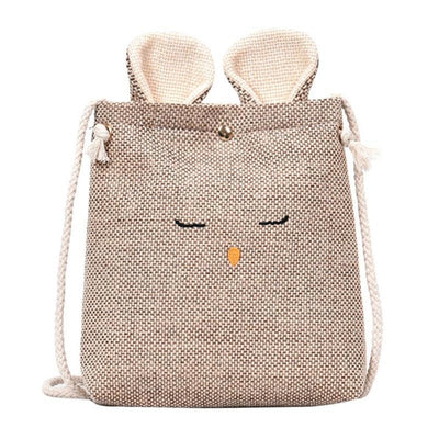 Rabbit Cotton Small Cute Bag