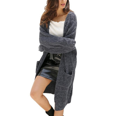 Willysand Knitted Cardigan with Pockets