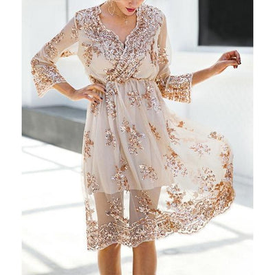 Victoria Romantic Dress