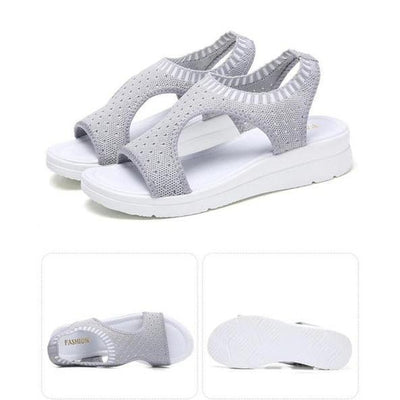 Ennio ComfortTech Slip-On Sandals
