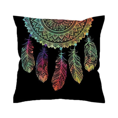 Dreamcatcher - Boho Cushion Cover
