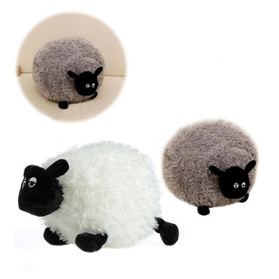 Fluffy Sheep Plush Toy