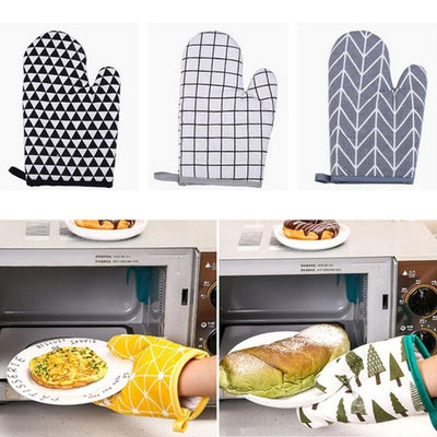 One Modern Beautiful Oven Glove