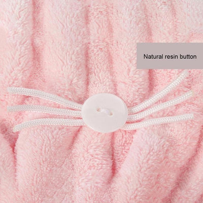 Sweet Cat  Dry Hair Cap Towel