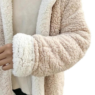 Winter Warm Coat with Hoodie