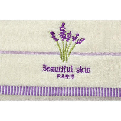Lavender 1 Piece 70x140cm - Herbs Towels Collection