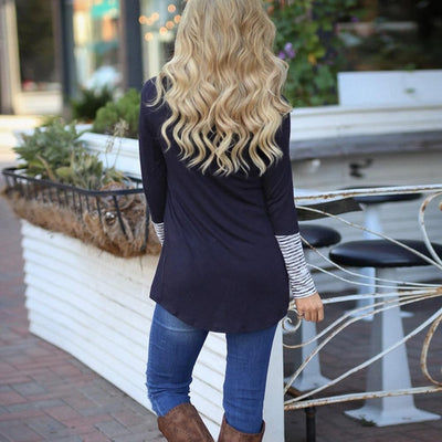 Cotton Fresh Long Sleeve Top