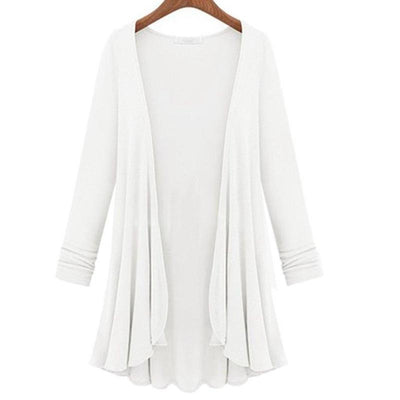 Flow - Womens Thin & Long Cardigan