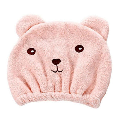 Bear Hair Towel