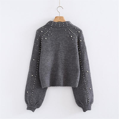 Pearl Knitted Sweater