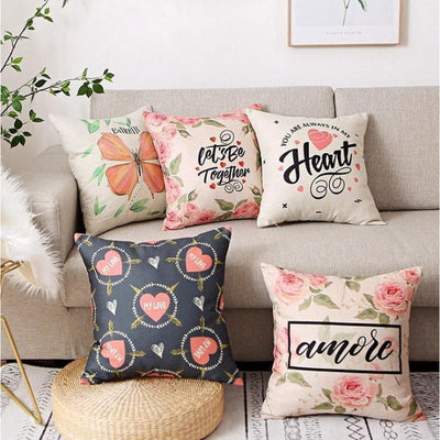 Soul Series Decorative Pillowcase - My Love