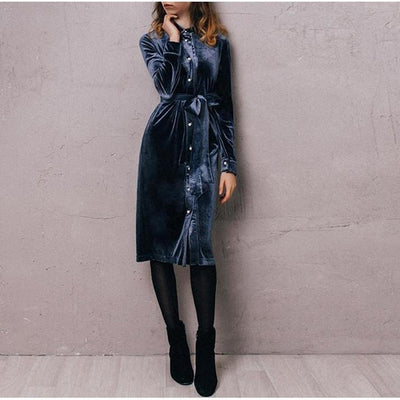 Joanne Vintage Elegant Dress