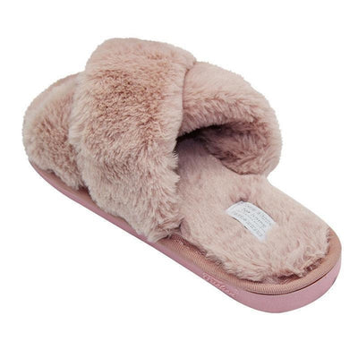 Passion  Fluffy Bedroom Slippers