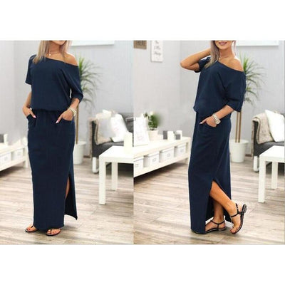 Amour Summer Long Dress