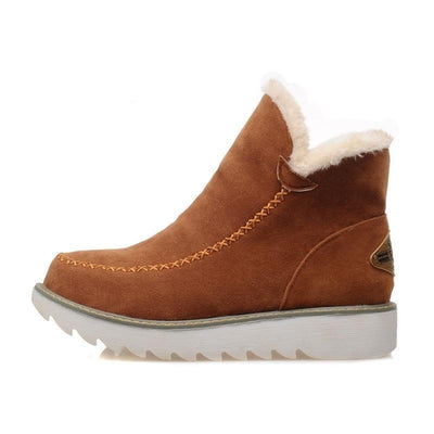Sorel Fur Women Snow Boots