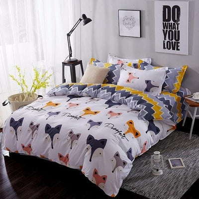 Elegant Fox - Dream Bedding Collection