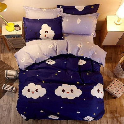 Happy Night Clouds - Dream Bedding Collection