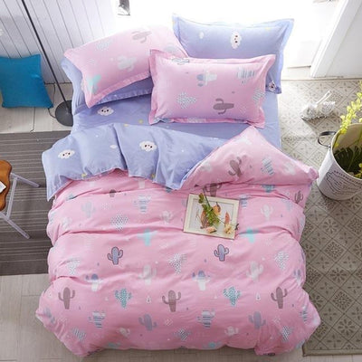 Pink Cactus - Dream Bedding Collection