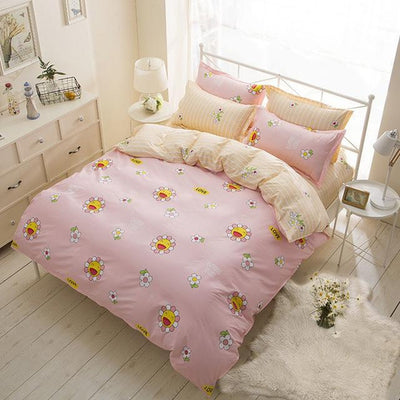 Smiling Flowers - Dream Bedding Collection