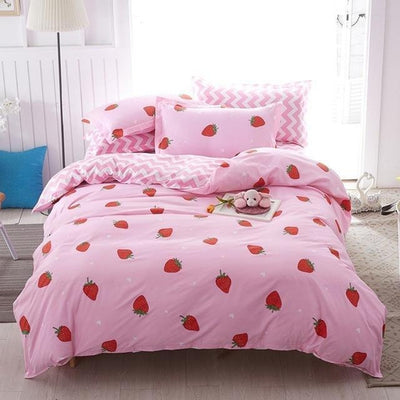 Crazy Strawberries - Dream Bedding Collection
