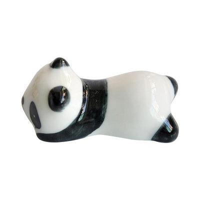 Cute Panda - Ceramic Chopsticks  Holder