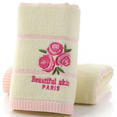 Roses Set -  Herbs Towels Collection