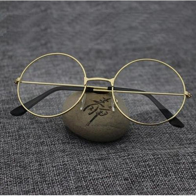 Round Galeo Fashion Glasses