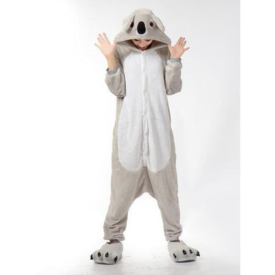Gray Koala - Animal Pajama Cosplay Unisex