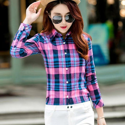 Womens Lumber Shirt