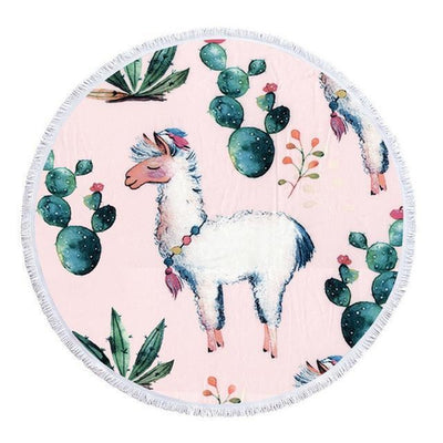 Dream Alpaca - Fantastic Unicorns Towel Collection
