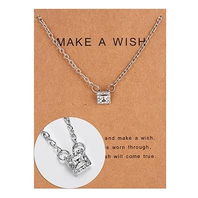 Promise Me Good Necklace