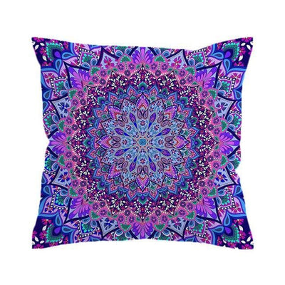 Mandala  - Boho Cushion Cover
