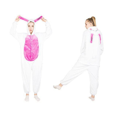 Rabbit - Women Cosplay Pajama Costume